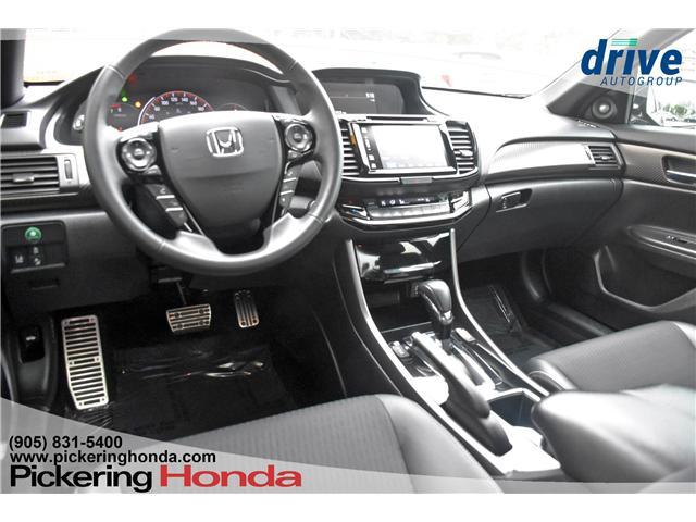 2016 Honda Accord Sport (Stk: P4389) in Pickering - Image 2 of 27
