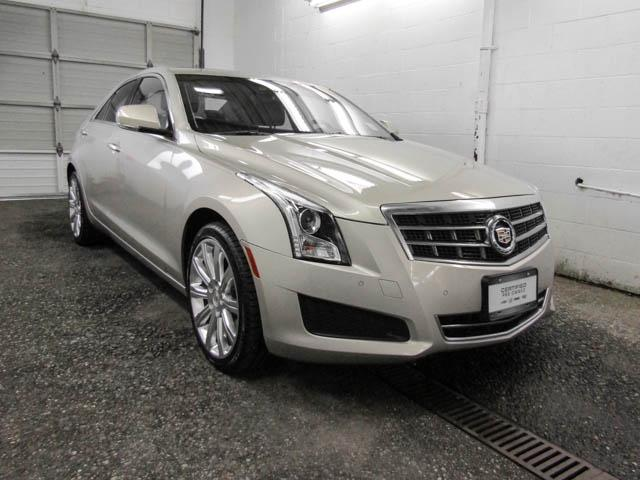 2013 Cadillac ATS  (Stk: M8-46061) in Burnaby - Image 2 of 24