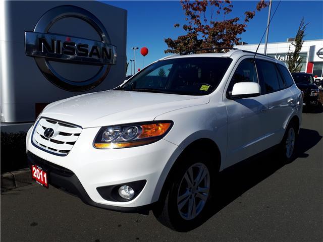 2016 Hyundai Santa Fe  (Stk: 8M0883A) in Courtney - Image 1 of 9