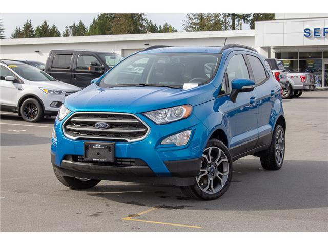 2018 Ford EcoSport SE (Stk: 8EC2133) in Surrey - Image 3 of 26