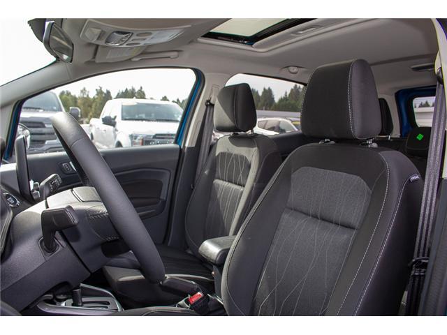 2018 Ford EcoSport SE (Stk: 8EC2133) in Surrey - Image 10 of 26