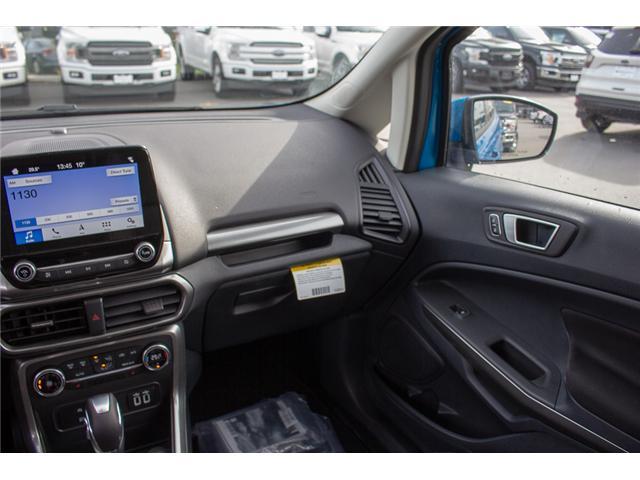 2018 Ford EcoSport SE (Stk: 8EC2133) in Surrey - Image 14 of 26
