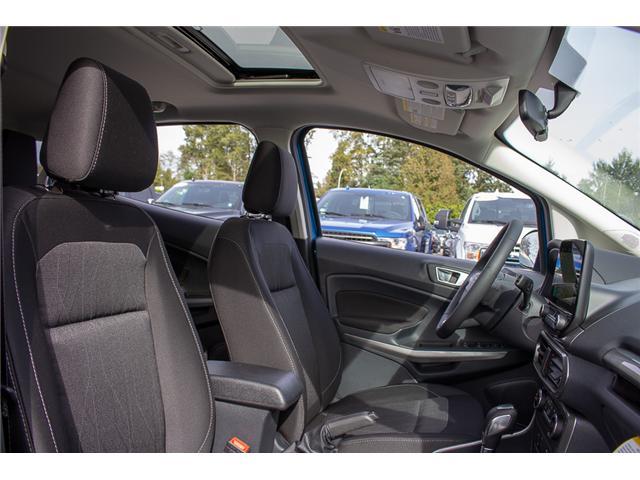 2018 Ford EcoSport SE (Stk: 8EC2133) in Surrey - Image 17 of 26