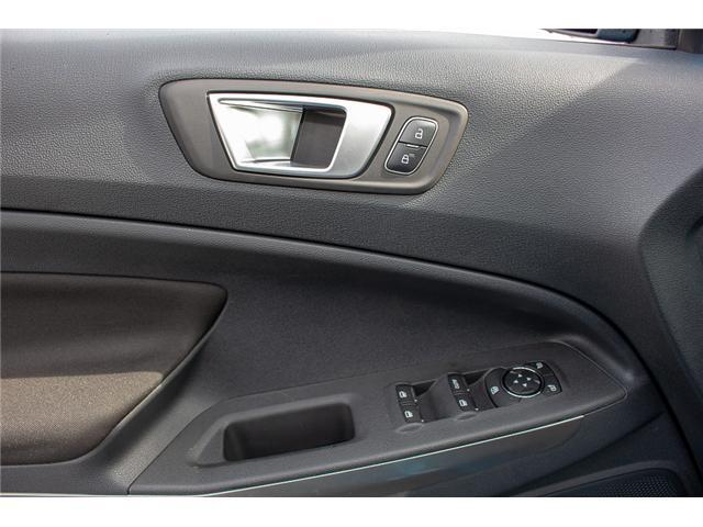 2018 Ford EcoSport SE (Stk: 8EC2133) in Surrey - Image 18 of 26