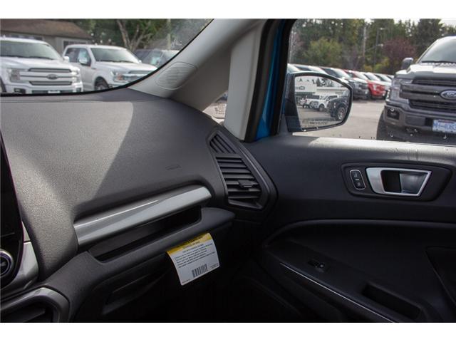 2018 Ford EcoSport SE (Stk: 8EC2133) in Surrey - Image 25 of 26