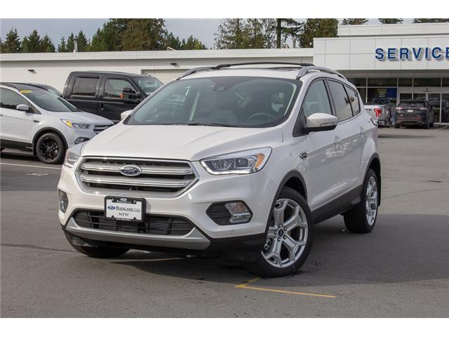 2018 Ford Escape Titanium (Stk: 8ES0741) in Surrey - Image 3 of 30