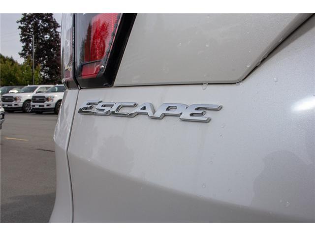 2018 Ford Escape Titanium (Stk: 8ES0741) in Surrey - Image 10 of 30
