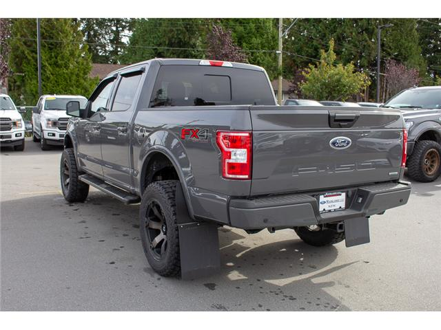 2018 Ford F-150 XLT (Stk: 8F17310) in Vancouver - Image 5 of 30