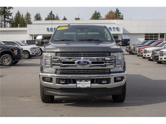 2018 Ford F-350 Lariat (Stk: 8F32539) in Surrey - Image 2 of 30