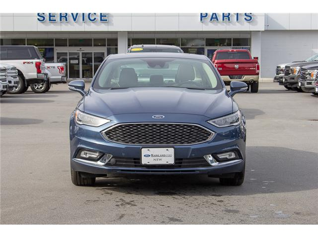 2018 Ford Fusion Energi Platinum (Stk: 8FU2670) in Surrey - Image 2 of 27