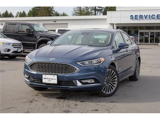 2018 Ford Fusion Energi Platinum (Stk: 8FU2670) in Surrey - Image 3 of 27