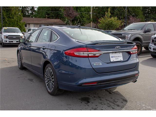 2018 Ford Fusion Energi Platinum (Stk: 8FU2670) in Surrey - Image 5 of 27