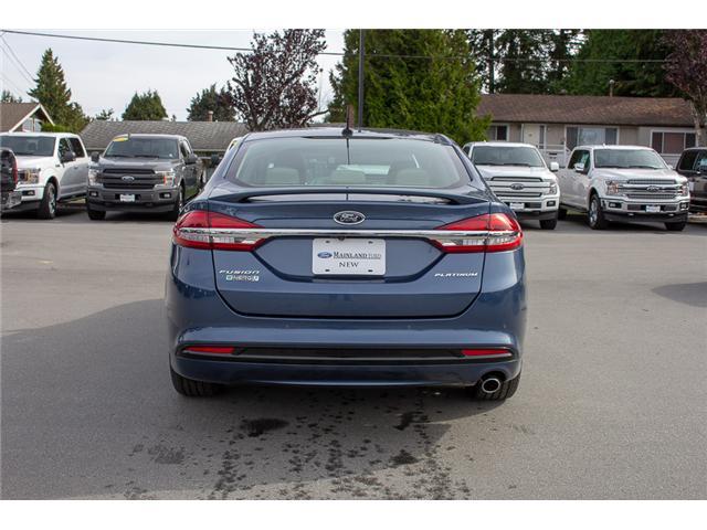 2018 Ford Fusion Energi Platinum (Stk: 8FU2670) in Surrey - Image 6 of 27