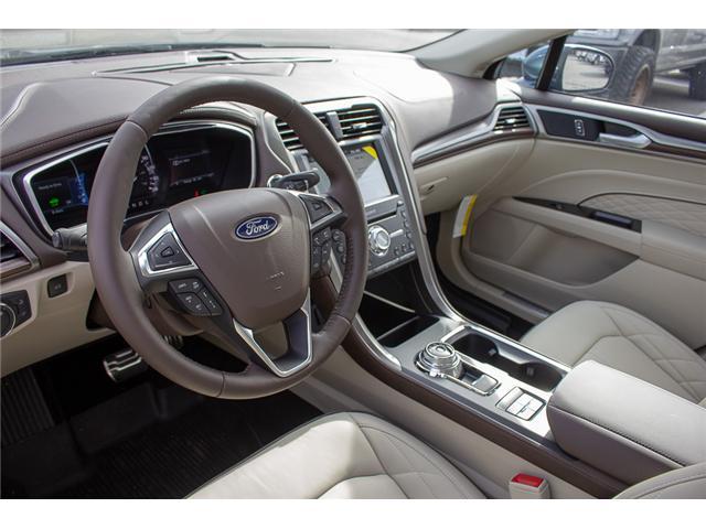 2018 Ford Fusion Energi Platinum (Stk: 8FU2670) in Surrey - Image 13 of 27