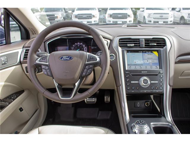 2018 Ford Fusion Energi Platinum (Stk: 8FU2670) in Surrey - Image 15 of 27