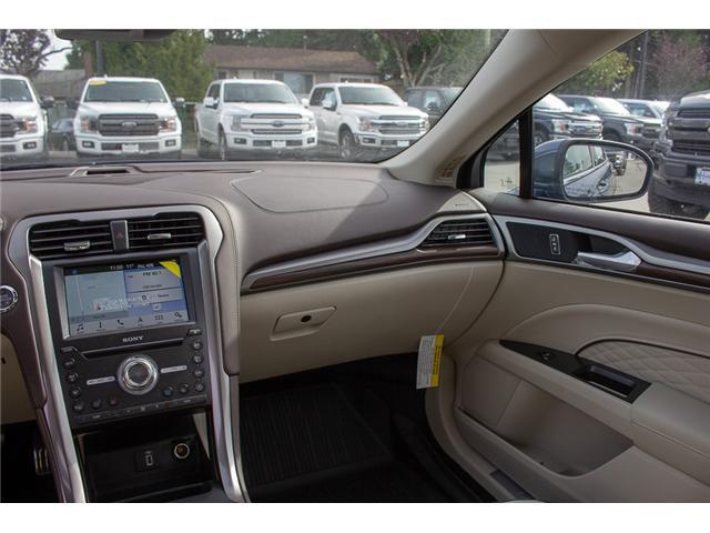 2018 Ford Fusion Energi Platinum (Stk: 8FU2670) in Surrey - Image 16 of 27