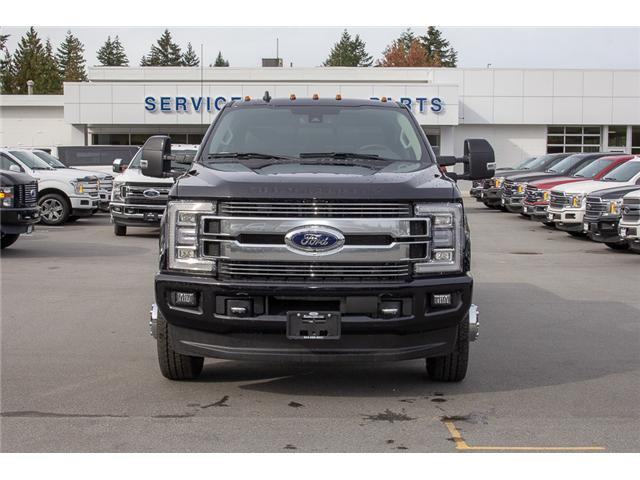 2019 Ford F-350 Limited (Stk: 9F38785) in Vancouver - Image 2 of 30