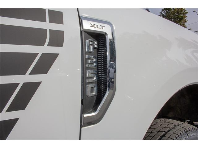 2017 Ford F-350 XLT (Stk: P0312) in Surrey - Image 10 of 30