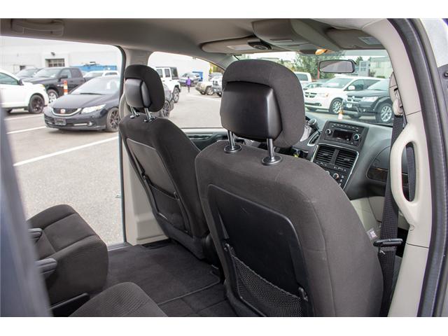 2014 Dodge Grand Caravan SE/SXT (Stk: EE891510A) in Surrey - Image 15 of 25