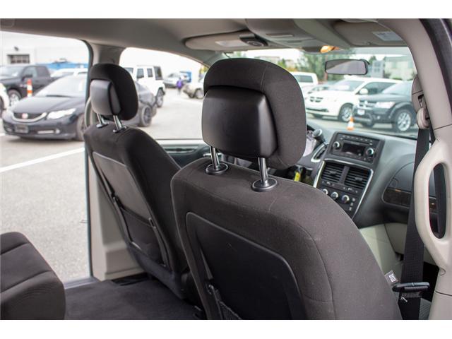 2014 Dodge Grand Caravan SE/SXT (Stk: EE891510A) in Surrey - Image 16 of 25