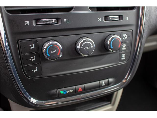 2014 Dodge Grand Caravan SE/SXT (Stk: EE891510A) in Surrey - Image 23 of 25