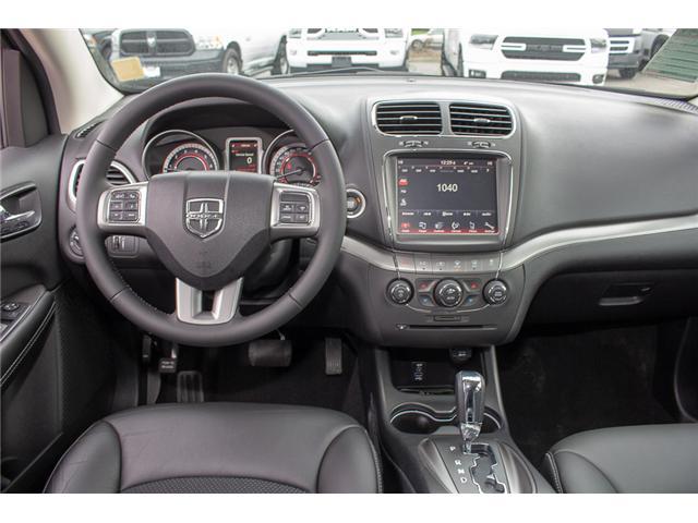 2017 Dodge Journey Crossroad (Stk: H512041) in Surrey - Image 11 of 26
