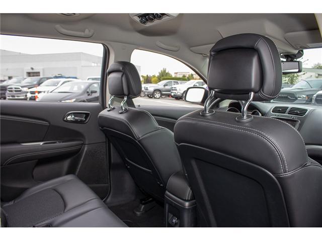 2017 Dodge Journey Crossroad (Stk: H512041) in Surrey - Image 13 of 26