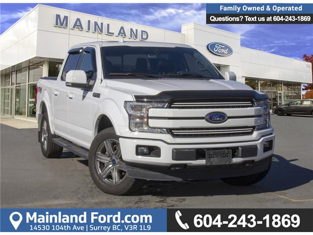 2018 Ford F-150 Lariat (Stk: 8F11369) in Surrey - Image 1 of 29