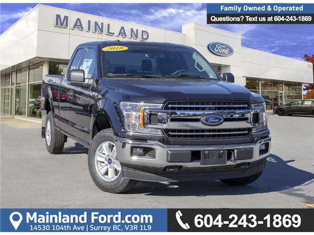 2018 Ford F-150 XLT (Stk: 8F12382) in Surrey - Image 1 of 28