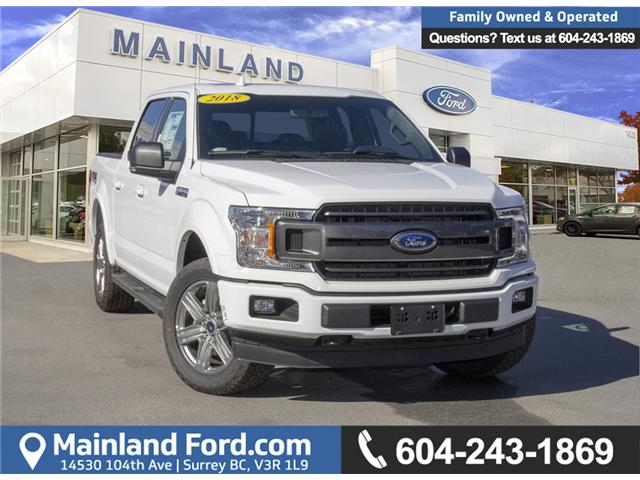 2018 Ford F-150  (Stk: 8F14233) in Surrey - Image 1 of 30