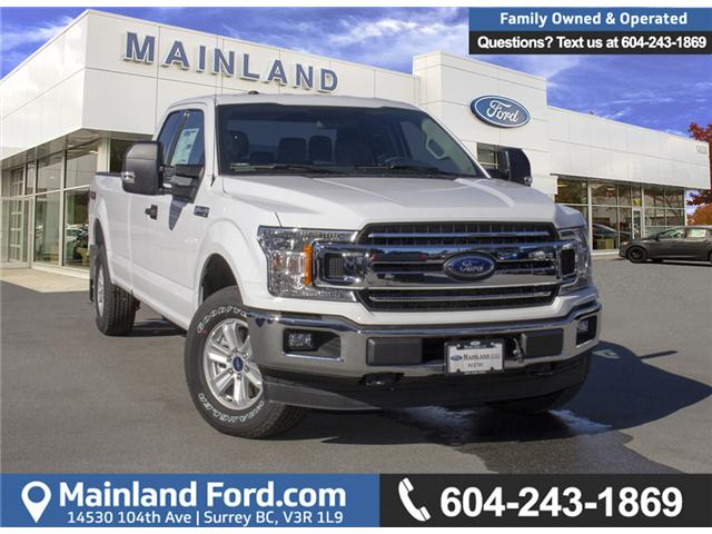 2018 Ford F-150 XLT (Stk: 8F14261) in Surrey - Image 1 of 29