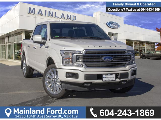 2018 Ford F-150 Limited (Stk: 8F16353) in Surrey - Image 1 of 30