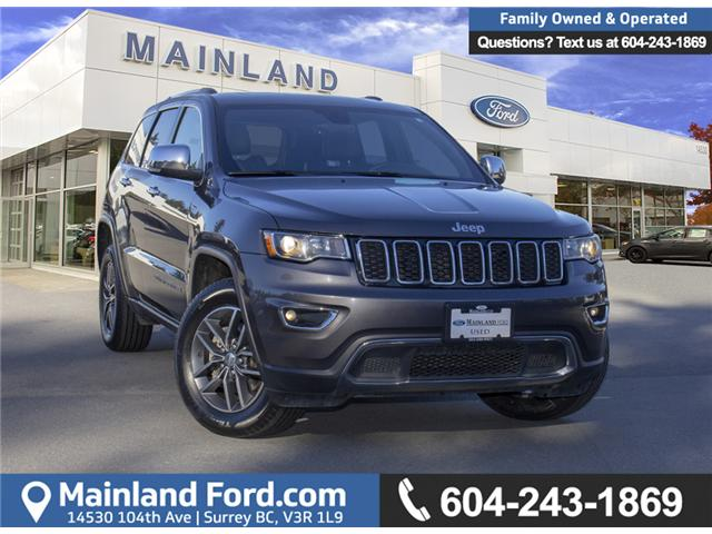 2017 Jeep Grand Cherokee Limited (Stk: P9333) in Surrey - Image 1 of 30