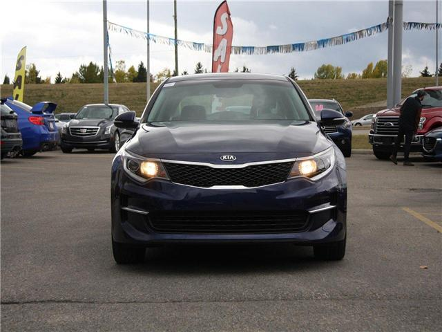 2018 Kia Optima LX+ (Stk: K7682) in Calgary - Image 2 of 22