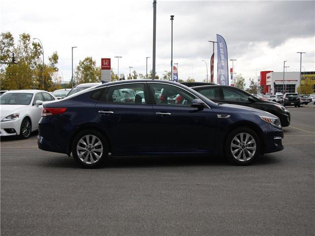 2018 Kia Optima LX+ (Stk: K7682) in Calgary - Image 4 of 22