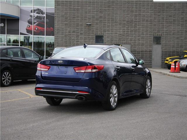 2018 Kia Optima LX+ (Stk: K7682) in Calgary - Image 5 of 22