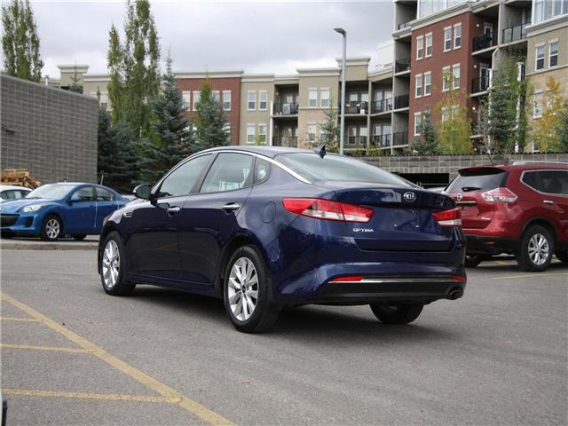 2018 Kia Optima LX+ (Stk: K7682) in Calgary - Image 7 of 22