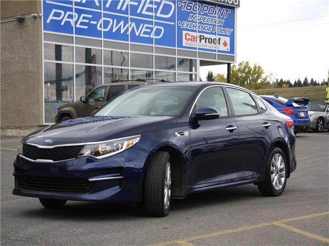 2018 Kia Optima LX+ (Stk: K7682) in Calgary - Image 22 of 22
