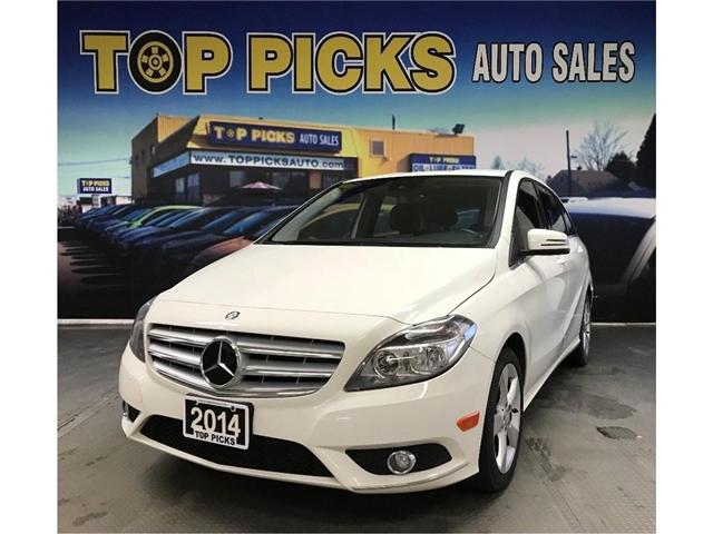 2014 Mercedes-Benz B-Class Sports Tourer (Stk: 261405) in NORTH BAY - Image 1 of 30