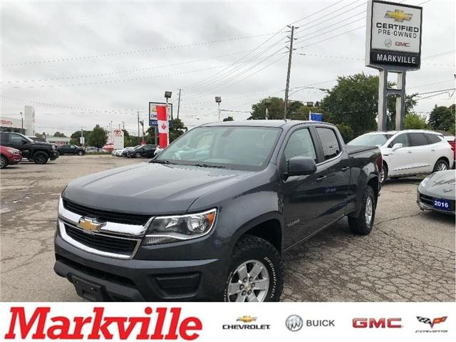 2016 Chevrolet Colorado 4WD-GM CERTIFIED PRE-OWNED- 1 OWNER TRADE (Stk: P6241) in Markham - Image 1 of 16