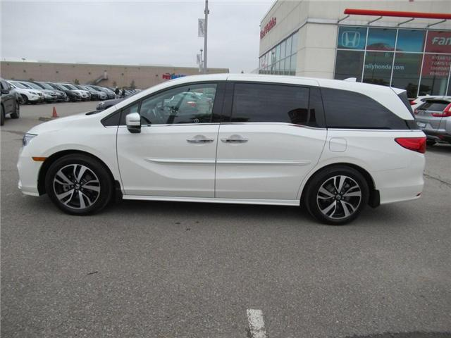 2018 Honda Odyssey Touring, FREE EXTENDED WARRANTY!! (Stk: 8138988A) in Brampton - Image 2 of 30