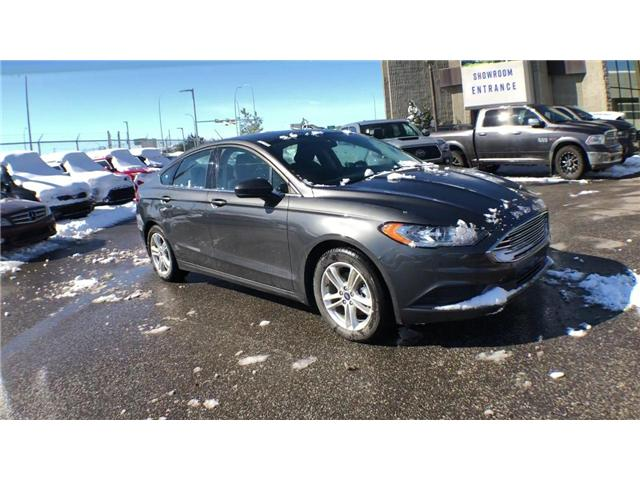 2018 Ford Fusion SE (Stk: P0147) in Calgary - Image 2 of 20