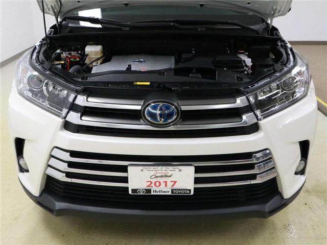 2017 Toyota Highlander Hybrid  (Stk: 186179) in Kitchener - Image 23 of 24