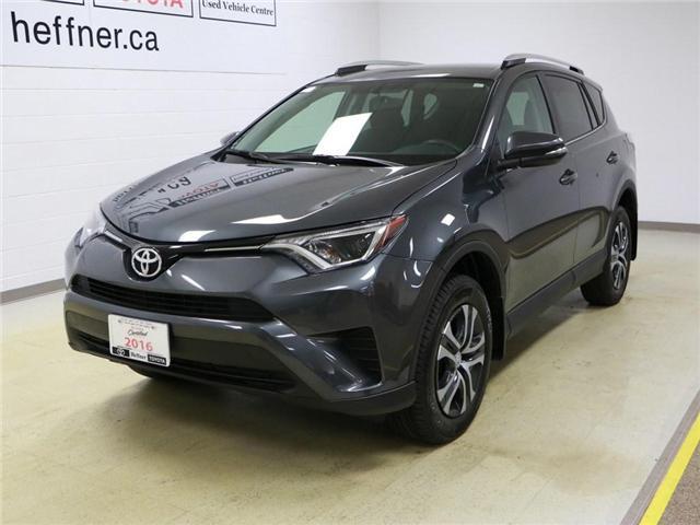 2016 Toyota RAV4  2T3ZFREV4GW289727 186155 in Kitchener