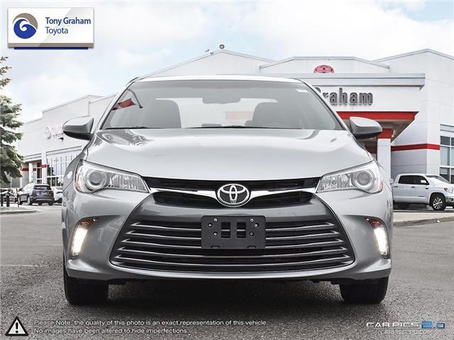 2015 Toyota Camry XLE (Stk: U9025) in Ottawa - Image 2 of 28
