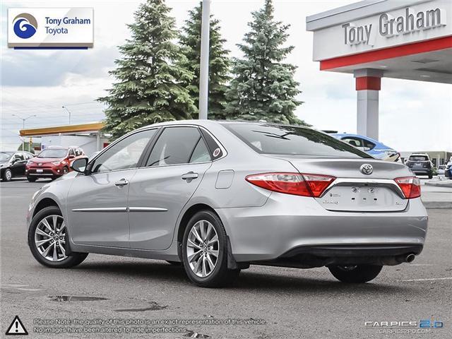 2015 Toyota Camry XLE (Stk: U9025) in Ottawa - Image 4 of 28