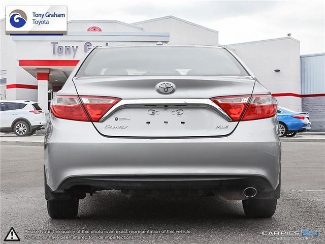 2015 Toyota Camry XLE (Stk: U9025) in Ottawa - Image 5 of 28
