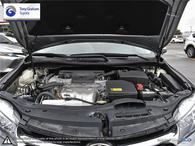 2015 Toyota Camry XLE (Stk: U9025) in Ottawa - Image 8 of 28