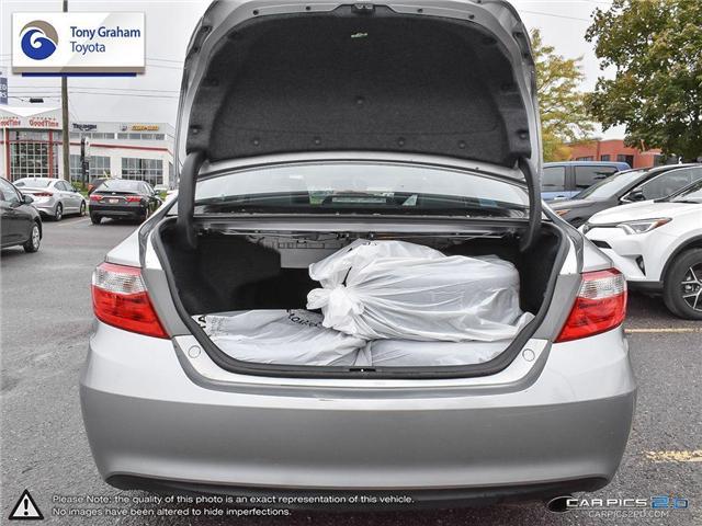 2015 Toyota Camry XLE (Stk: U9025) in Ottawa - Image 11 of 28