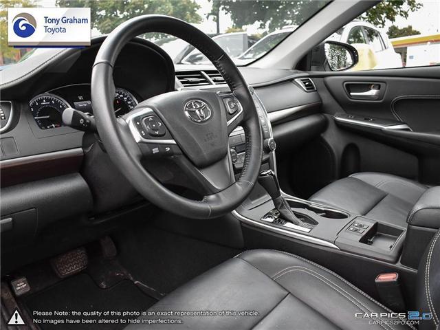 2015 Toyota Camry XLE (Stk: U9025) in Ottawa - Image 13 of 28